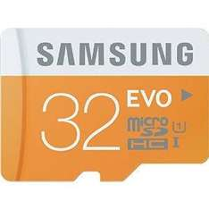 Samsung 32GB UHS I CLASS Micro SD card with adaptor @ Amazon - £11.85