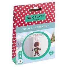 Tesco Buy Go Create Christmas Crafts from 75p