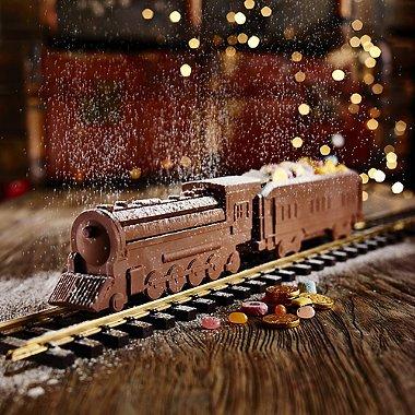 CHOCOLATE TRAIN MOULD £7.49 @ LAKELAND