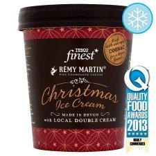 25% OFF Tesco Rémy Martin Cognac Christmas Ice Cream (500ml) £2.25 at tesco