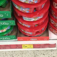 Maynard and bassets trio tubs £3 in tesco or buy 4 and get them for £2.50 online