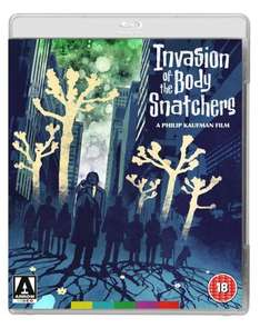 Invasion of the Body Snatchers [1978] (Blu-ray) £6.00 / £6.67 in 5 for £30 / 3 for £20 @ Hmv (£8.99 on its own)