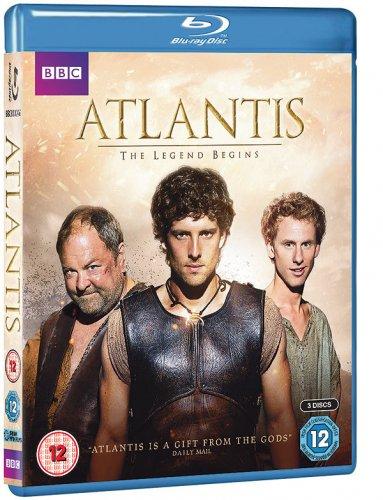 bbc atlantis on blu ray £10.79 using code: 10OFFXMAS @ BBC Shop