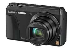 Panasonic Lumix DMC-TZ55EB-K Compact Digital Camera - Black £109 @ Amazon