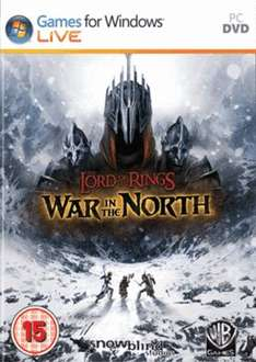 The Lord of the Rings: War in the North, £3.75 @ Game