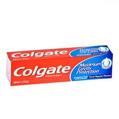 Colgate Max-Cavity Protection 100ml 49p in B&M store