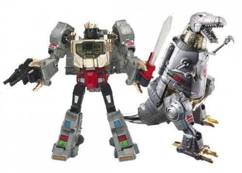 Transformers Masterpiece Grimlock £34.99 at Toys R Us