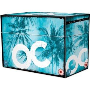 The O.C. Box Set Seasons 1-4 Delivered. £28.99 Zavvi Possible Quidco