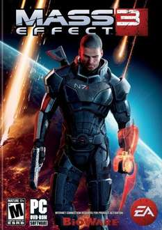 Mass Effect 3 (PC Download) £2.99 @ Amazon UK