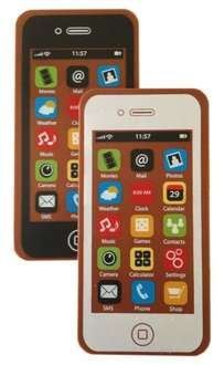 Milk Chocolate iPhone Replica £5.62  (free delivery £10 spend/prime) @  Chocolate Buttons Fulfilled by Amazon