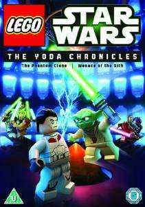 LEGO Star Wars: The Yoda Chronicles (DVD) £2 Delivered @ GAME