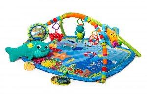 Baby Einstein Nautical Friends Play Gym  - Mothercare - £27.99