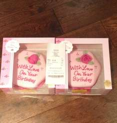 Range of Cakes for £1 each @ M&S Southport
