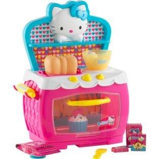 Hello Kitty Pretend Play Electronic Magic Oven £9.99 @ Argos