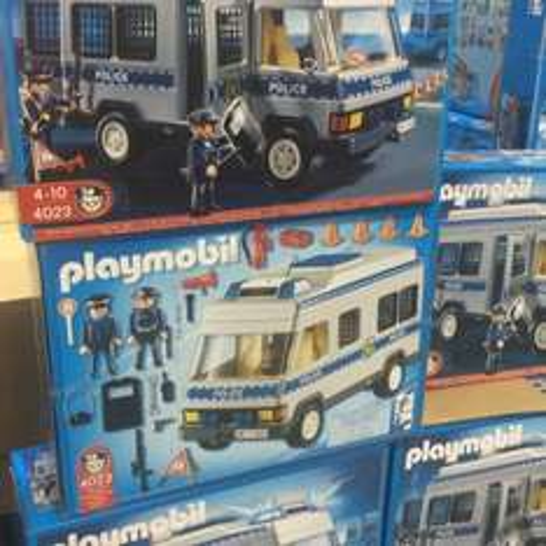 Playmobil Police Van set 4023 £17.98 @ Costco instore