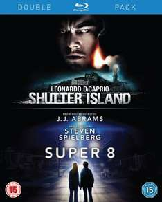 Shutter island (2010) / Super 8 (2011) Double Pack Blu-ray £4.35 @ Shop4World/Amazon.co.uk (free delivery £10 spend/prime)