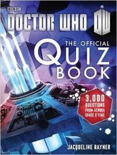 Doctor Who: The Official Quiz Book Paperback £6.99 (free delivery £10 spend/prime)  @ Amazon
