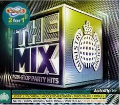 Ministry of Sound - The Mix - £5 @ Amazon (free delivery on £10 spend or Prime)
