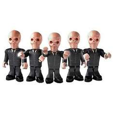 Character Building Doctor Who Silent Army Builder Pack £2.50 @ Amazon (free delivery £10 spend/prime)