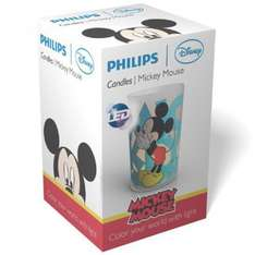 Philips Mickey Mouse LED Candle Light In store at Homebargains £1.99