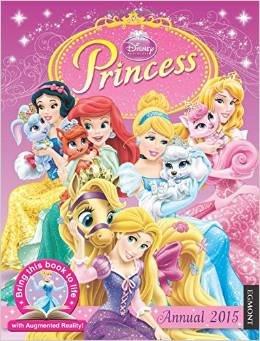 Disney Princess Annual 2015 £1.99 @ Amazon (free delivery w/ Prime/£10 spend)