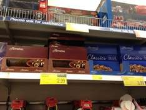 Thorntons Premium Chocolate Collection 259g £2.99 @ B & M Instore
