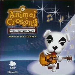 Animal Crossing original soundtrack CD featuring KK Slider was £9.99 now £1.99