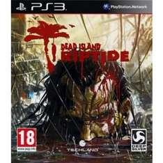 PS3 Dead Island Riptide PS3 Game 18+
