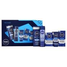 NIVEA Men Regime Gift Set Was £20, Now £10 @Tesco Direct