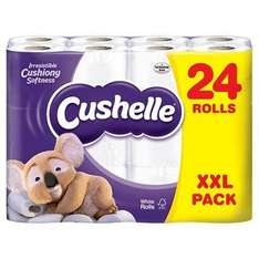 Cushelle Toilet Rolls 48 for £11.99 incl VAT - @ Makro from 17th Dec - 6th Jan