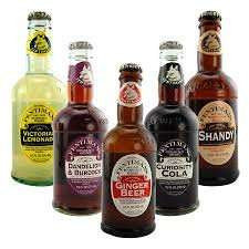 Fentimans 4 bottles for £4 at waitrose