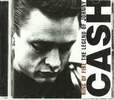 Ring Of Fire: The Legend Of Johnny Cash CD £3 at Amazon