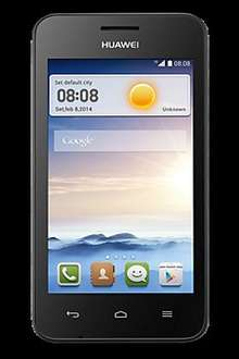 "Huawei Ascend Y330 + 7"" 8GB Tablet - £10 per month @CPW (£240/24month)"