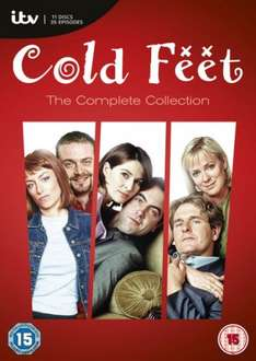 Cold Feet - The Complete Collection DVD Boxset £11.99 @ Zavvi, £12 @ Amazon
