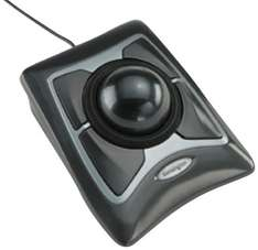 Kensington Expert Mouse Optical Wired USB Trackball for PC and Mac £34.99 @ Amazon
