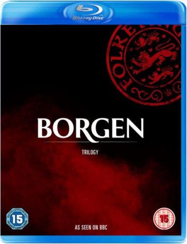 Borgen Complete Seasons 1-3 (Trilogy) Blu-ray £27.99 @ Zavvi, DVD £23.99 @ Zavvi