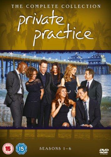 Private Practice Complete Seasons 1-6 DVD Boxset £26.99 @ Zavvi