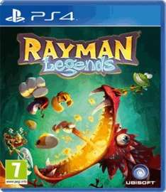 Rayman Legends PS4 £9.99 (preownded) @ GAME online
