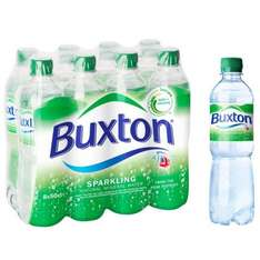 Buxton Natural Sparkling Mineral Water (8x500ml) 2 for £3 at Ocado