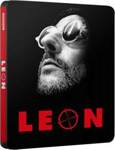 Leon: 20th Anniversary Special - Steelbook Edition Blu-ray - Zavvi