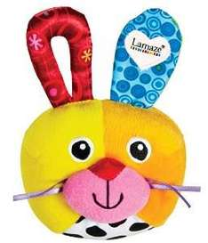 Lamaze Giggle Bunny Ball - £4.50 @ Amazon (Free delivery £10 spend / Prime)
