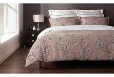 Welspun Etched Floral Double Duvet Cover @ Leekes - RRP £100.00 Reduced to £20.00 (+ £6 Delivery .. Still Good Deal)
