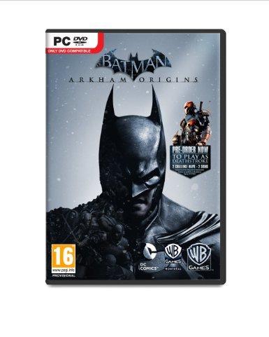 Batman: Arkham Origins (PC) - £3.49 (free delivery £10 spend/prime)  @ Amazon