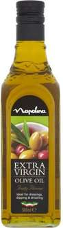 Napolina Extra Virgin Olive Oil (500ml) was £3.75 now £2.00 @ Tesco