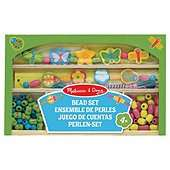 Melissa & Doug Gleeful Garden Wooden Bead Set   £4.78 @ Tesco Direct