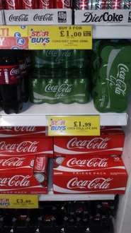 Coca-Cola Life 8×330ml only £1.99 @ Home Bargains