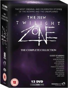 The New Twilight Zone - 80s Collection - Complete DVD Boxset £15.75 Delivered @ Zavvi
