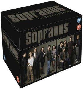 Soprano's DVD Boxset £43.99 @ Zavvi