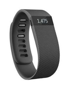 Fitbit Charge NEW activity tracker £89.10 (10% off with new customer code) @ Very