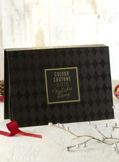 Black diamond nail art calendar gift set was £12 now £4.80 with free del @ BHS